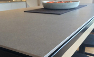Ceramic or Ultra Compact Surface countertop from GFL Benchtops